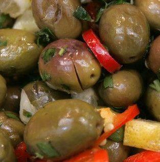olive saporite